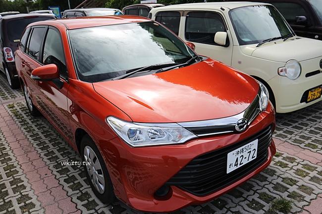 【沖繩租車推薦】Times Car租車,價格便宜,取車速度比較快! @小環妞 幸福足跡