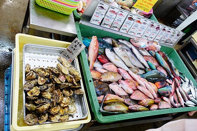 【泡賴漁港 パヤオ直売店】漲價漲很兇!台灣人最愛的沖繩魚市場 @小環妞 幸福足跡