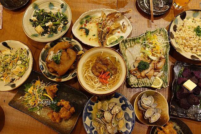 【恩納村美食】純沖繩料理 三線の花,三線琴現場表演,線上先訂位