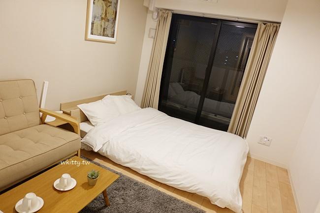 川HOUSE-大阪公寓式飯店-大阪公寓住宿首選 @小環妞 幸福足跡