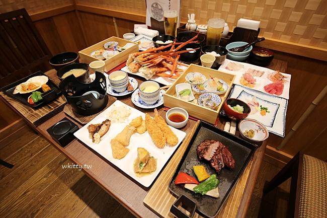 【鳴子溫泉住宿】湯元吉祥飯店,蟹腳吃到飽,溫泉裸湯泡不完,超讚!