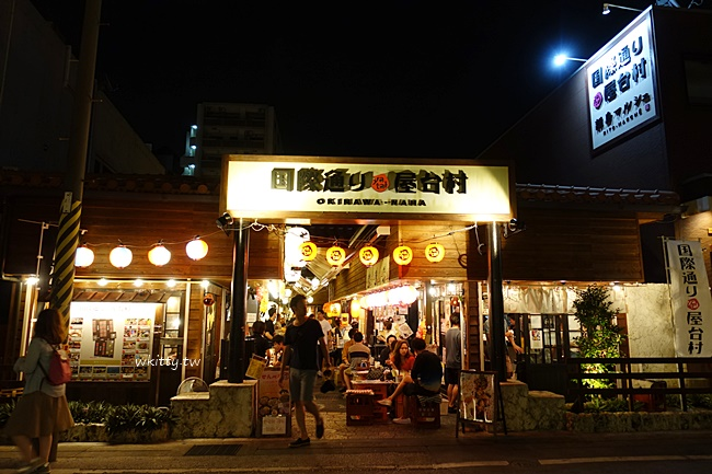 【沖繩國際通屋台村】大啖沖繩屋台村美食,串燒配啤酒,日本味濃!