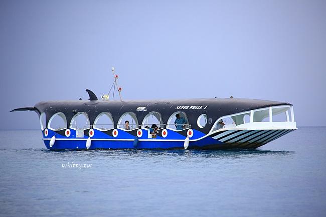來沖繩海中公園一次玩海中展望塔+玻璃船,沖繩熱門親子活動 @小環妞 幸福足跡
