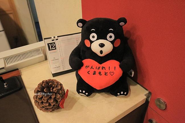 【熊本車站住宿】JR九州熊本酒店,出站就到!趕列車最佳選擇 @小環妞 幸福足跡