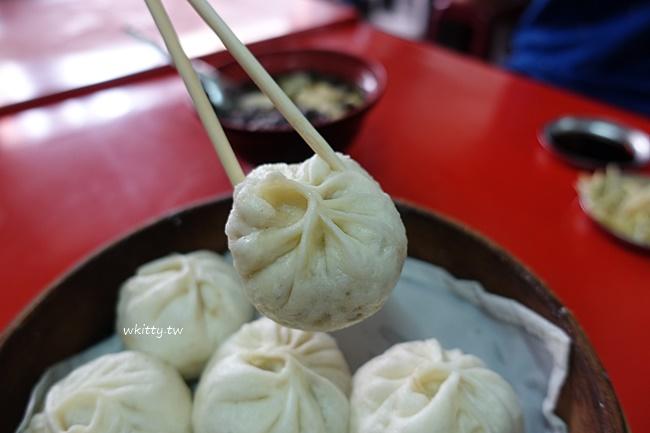 【德記小吃部小籠包】嘉義文化夜市附近美食,在地人也愛吃這味! @小環妞 幸福足跡
