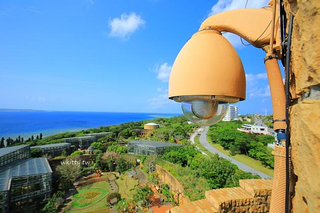 熱帶夢幻中心-沖繩海洋博公園景點-一定要來打卡,美翻 @小環妞 幸福足跡