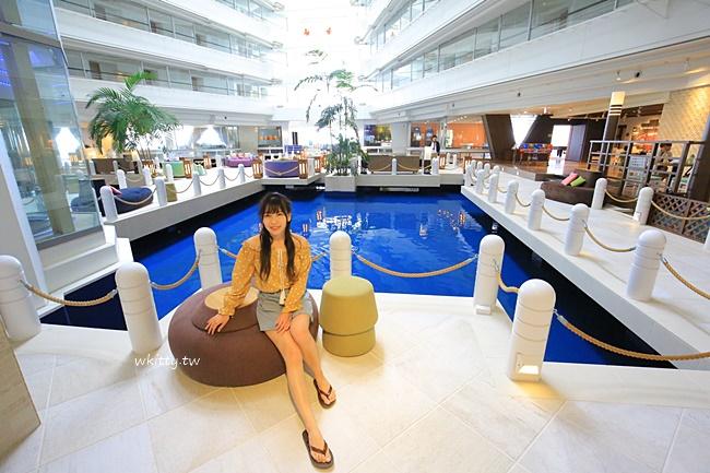 聖瑪麗娜海濱飯店sun marina hotel-沖繩聖瑪麗娜沙灘旁海景飯店 @小環妞 幸福足跡