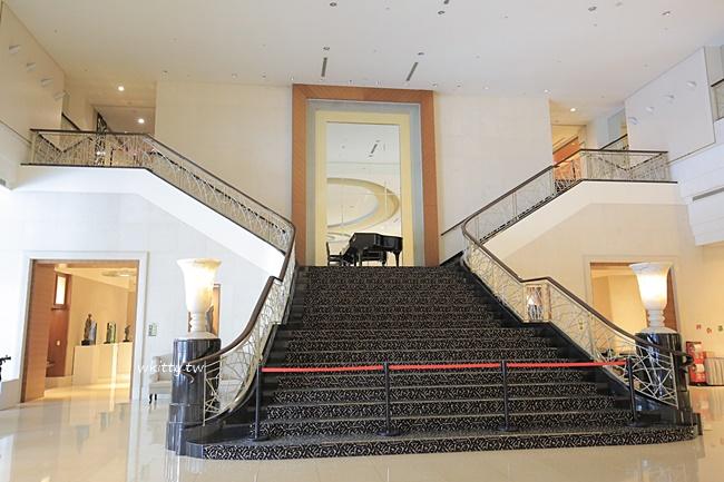 【大億麗緻】台南市五星級飯店,中西區超豪華住宿,地點佳,設施多 @小環妞 幸福足跡