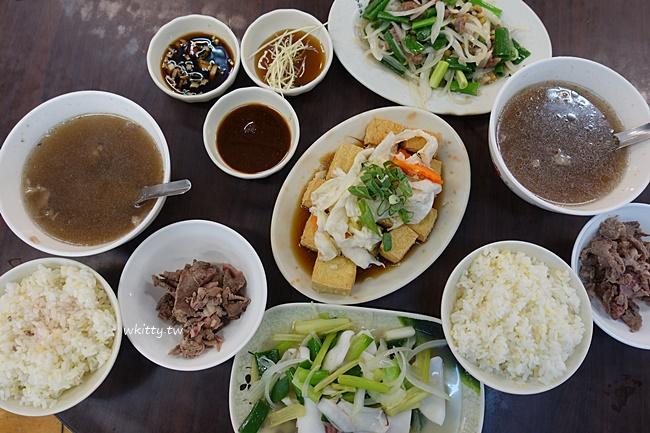 台南24h餐廳-台南億哥牛肉湯-菜單種類多樣,快炒,臭豆腐,火鍋 @小環妞 幸福足跡