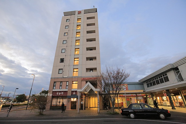 熊本JR九州飯店-熊本車站旁JR酒店-出站10秒就到,超方便 @小環妞 幸福足跡