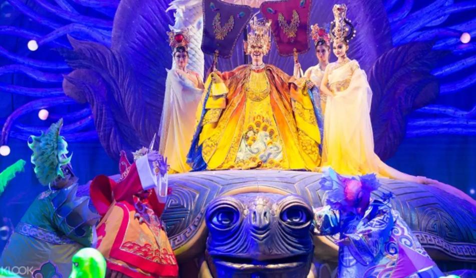 西遊記表演-澳門中國秀《西遊記》-評價高-最新票價優惠 @小環妞 幸福足跡