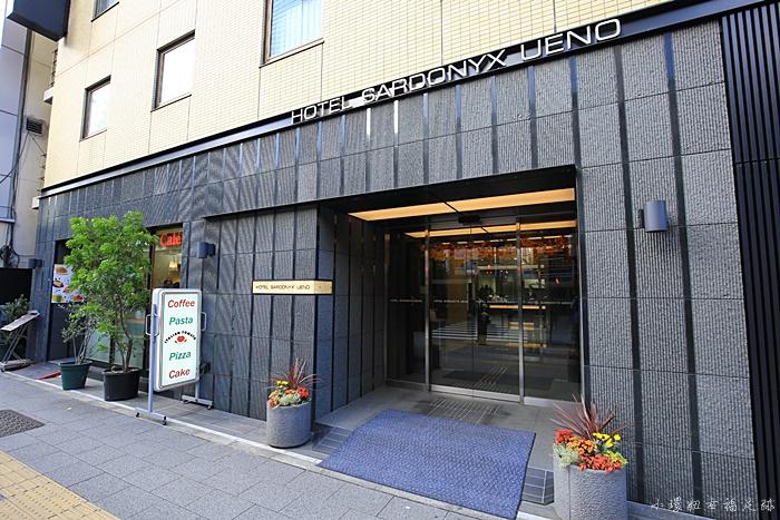 東京上野寶石飯店-上野住宿便宜CP值高推薦這間 @小環妞 幸福足跡