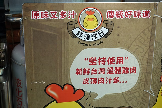 【台南炸雞洋行】推薦八兩雞,皮薄多汁巨無霸大雞腿,想吃要排隊! @小環妞 幸福足跡