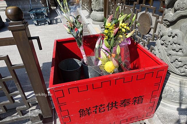 【香港黃大仙廟】嗇色園黃大仙祠,香港必訪行程,記得搖籤筒求籤 @小環妞 幸福足跡