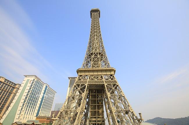 澳門巴黎鐵塔-門票先買好最便宜-燈光秀時間-觀景台7F&37F @小環妞 幸福足跡