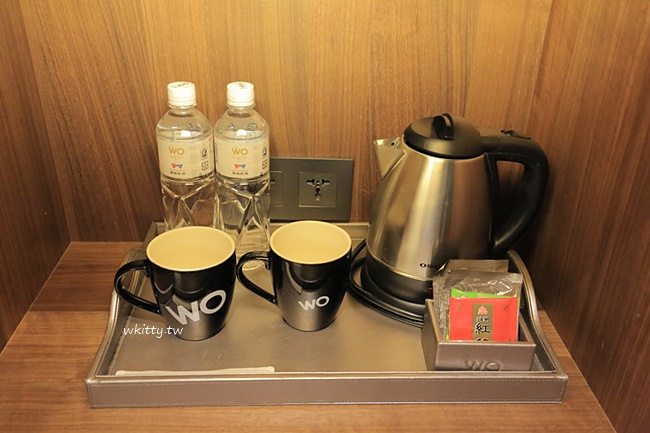 【高雄窩飯店】WO HOTEL,價格便宜,早餐優,質感不輸五星級飯店 @小環妞 幸福足跡