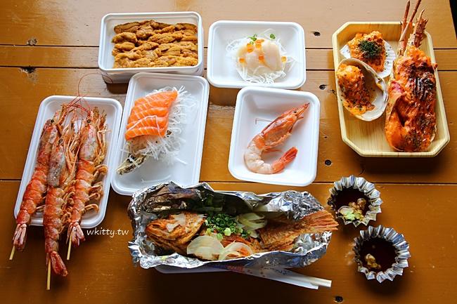 系滿魚市場-沖繩系滿美食推薦-在地人也愛的漁民食堂 @小環妞 幸福足跡