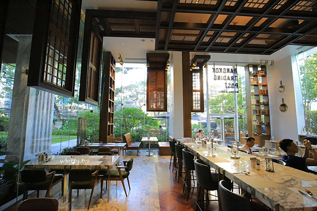 【曼谷住宿】137柱公寓酒店,頂級套房,無邊際泳池,高空酒吧 @小環妞 幸福足跡