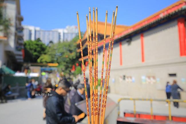 黃大仙廟-求籤解籤-香港開運必訪行程-教大家怎麼拜 @小環妞 幸福足跡