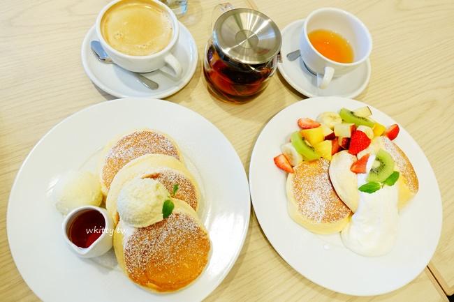 【瀨長島美食】幸福鬆餅,美味鬆軟的空氣感厚鬆餅,記得線上訂位! @小環妞 幸福足跡