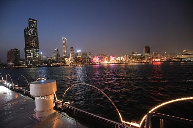 洋紫荊維港遊-香港自助晚餐吃到飽-夜景-遊船-一次滿足 @小環妞 幸福足跡