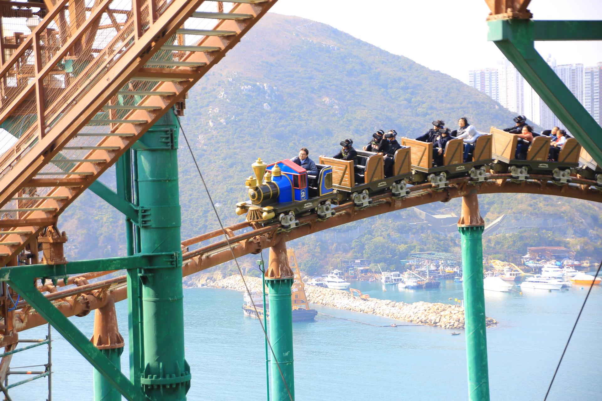 香港海洋公園門票優惠-這篇攻略教你怎麼玩最好玩 @小環妞 幸福足跡