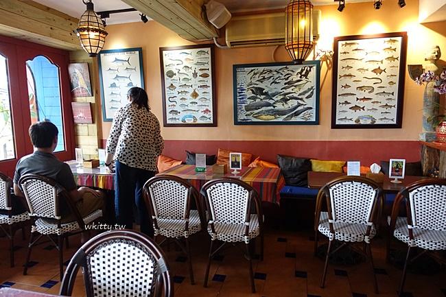 【墾丁特色餐廳】巴沙諾瓦異食餐館,菜單餐點多元,南灣美食推薦 @小環妞 幸福足跡