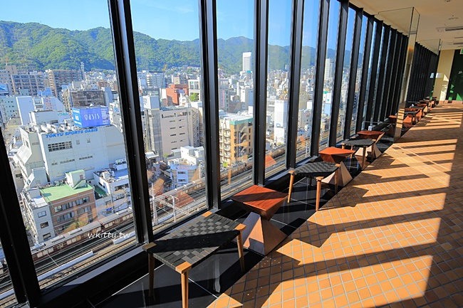 【神戸新飯店】東亞之路光芒飯店,新開幕住宿,空中澡堂好幸福 @小環妞 幸福足跡