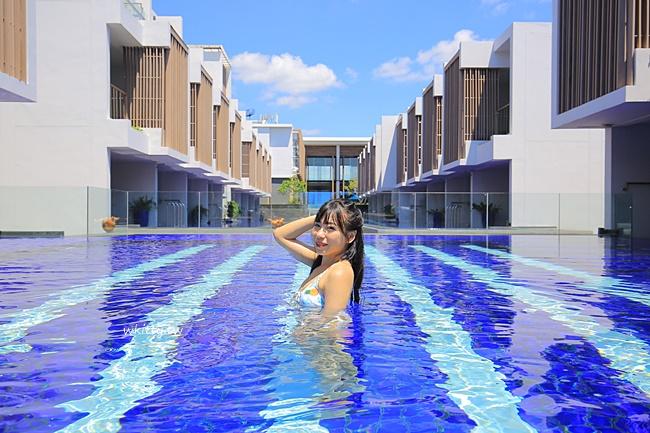 【華欣泳池度假村】Ace of Hua Hin,房間門一開就可以跳進泳池 @小環妞 幸福足跡