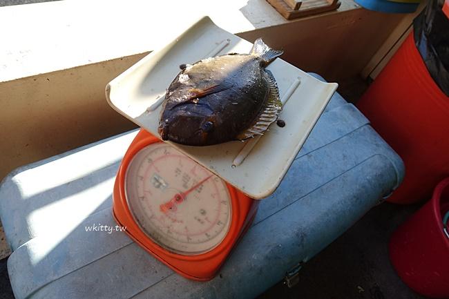 【墾丁海產店推薦】漁文海產店,平價美味在地人推薦,自釣自售 @小環妞 幸福足跡
