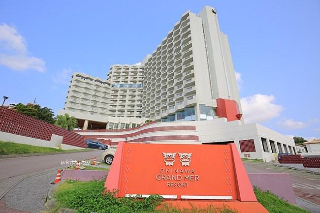 沖繩格蘭美爾度假酒店-沖繩中部飯店推薦-CP值高 @小環妞 幸福足跡