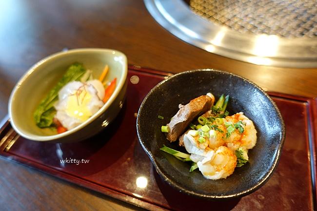 【大阪燒肉推薦】燒肉TORAJI中之島,環境高檔,日本人慶祝節日愛店 @小環妞 幸福足跡