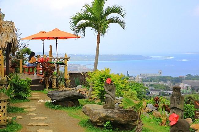 亞熱帶茶屋-菜單-mapcode-營業時間-沖繩名護市景觀餐廳 @小環妞 幸福足跡