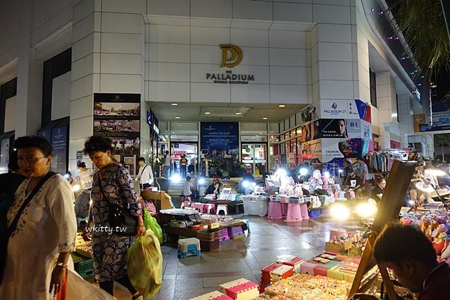 【曼谷水門夜市+霓虹夜市】戰利品分享,Neon吃海鮮!買衣服! @小環妞 幸福足跡