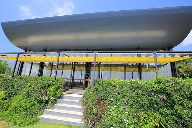 L Lota cafe-古宇利島咖啡廳-頂樓景觀台眺望古宇利大橋更美 @小環妞 幸福足跡