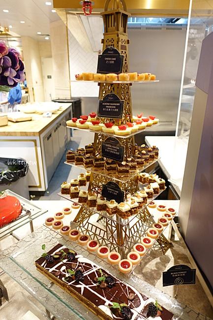 【巴黎人自助餐Le Buffet】龍蝦,長腳蟹,生魚片,牛排,海鮮控必來! @小環妞 幸福足跡