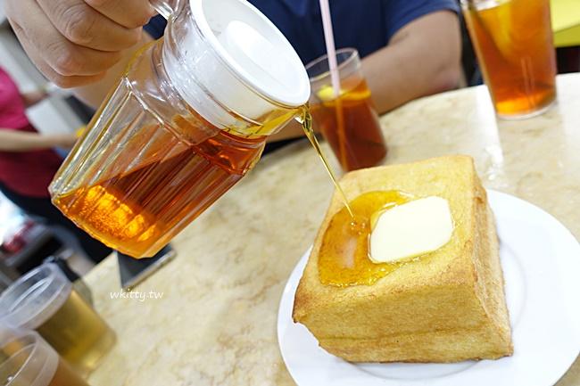 【新鴻發咖啡美食茶餐廳】澳門早午餐推薦,超厚法蘭西多士必點! @小環妞 幸福足跡