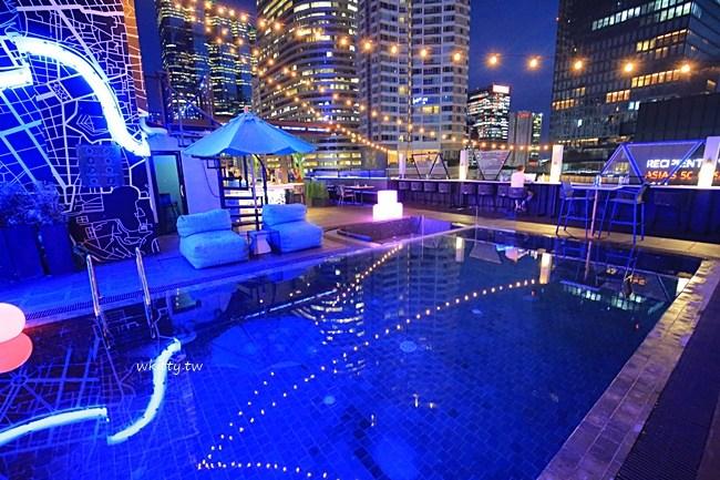 曼谷新飯店-曼谷未遇silom酒店-曼谷泳池飯店-高空酒吧推薦 @小環妞 幸福足跡