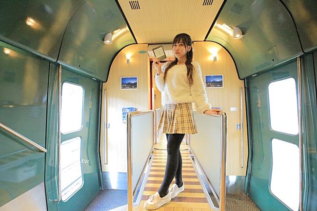 【九州必搭列車】由布院之森,劃位時刻路線圖,最愛的九州觀光列車 @小環妞 幸福足跡