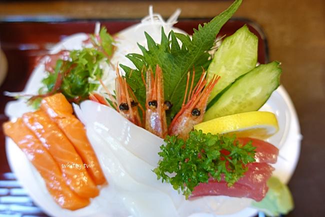 【沖繩恩納美食】浜之家海鮮餐廳,炸黃油魚,生魚片定食,台灣人超愛 @小環妞 幸福足跡