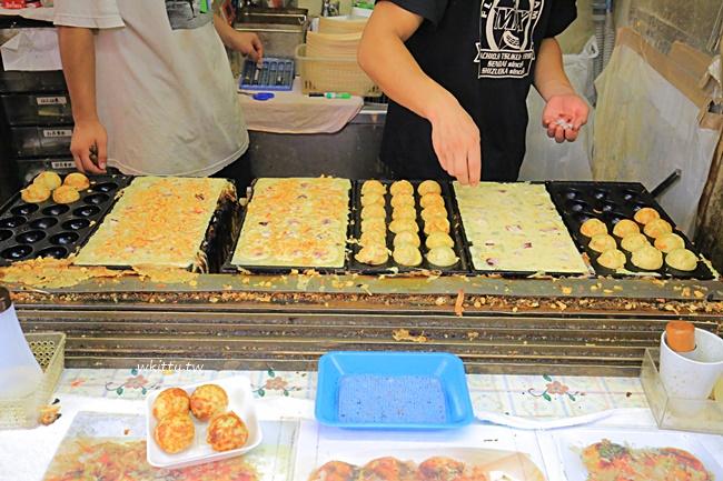 【東京上野銅板美食】阿美橫町章魚燒,肉の大山炸肉餅,巷弄美食 @小環妞 幸福足跡