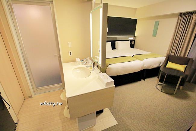 【淺草Richmond飯店】里士滿淺草國際酒店,看得到東京晴空塔 @小環妞 幸福足跡