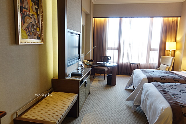 【澳門本島飯店】十六浦索菲特酒店,大三巴附近,CP值高五星級飯店 @小環妞 幸福足跡