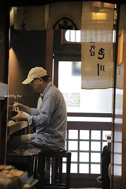 【東京淺草排隊美食】色川鰻魚飯,必吃排隊名店,巷弄美食無敵美味 @小環妞 幸福足跡