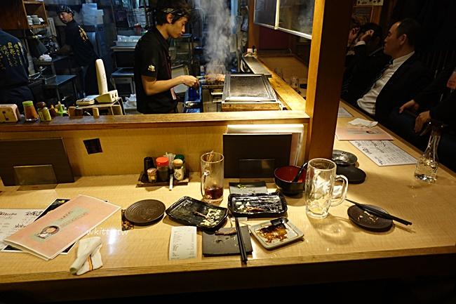 【京都居酒屋】浪漫家居酒屋,京都車站附近宵夜,串燒美味氣氛佳 @小環妞 幸福足跡