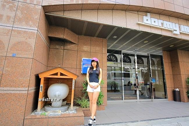 東京dormy inn-淺草dormy inn express asakusa溫泉旅館,大推! @小環妞 幸福足跡