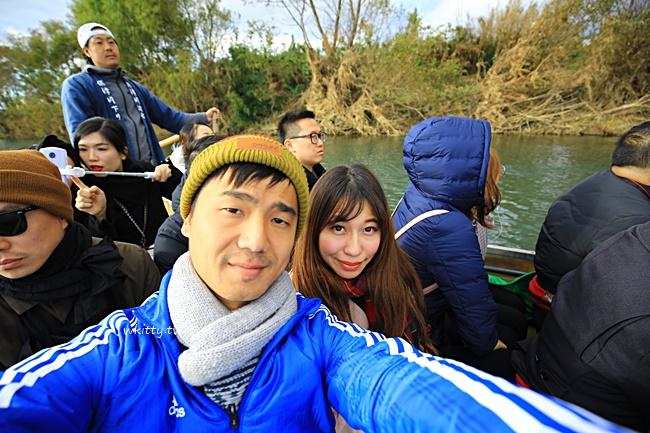 【嵐山保津川遊船】超有趣湍急又刺激的峽谷觀光船,相當值得! @小環妞 幸福足跡