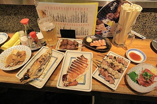 大統領居酒屋-必點菜單menu-日本東京上野阿美橫町居酒屋推薦 @小環妞 幸福足跡