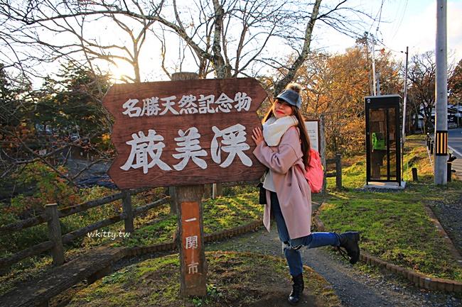 【日本岩手景點】嚴美溪,從地獄升到天堂,台日友好超感動糰子故事 @小環妞 幸福足跡