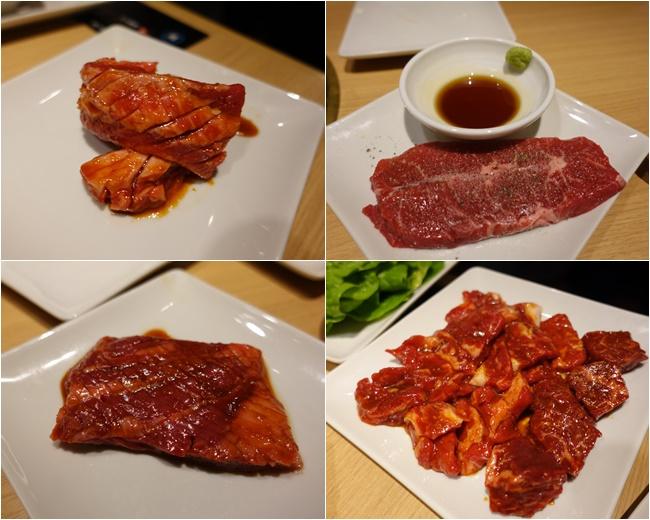 【大阪燒肉吃到飽】國產牛燒肉放題,心齋橋道頓崛厲害燒肉,先預約 @小環妞 幸福足跡
